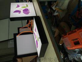6cm卡布灯箱 无框灯箱 型材烤漆灯箱 高品质LED灯箱