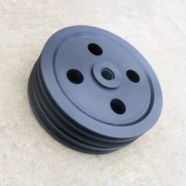 翼诺可定制   耐磨聚乙烯塑料滑轮、尼龙滑轮