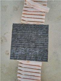 厂家加工批发天然文化石蘑菇石