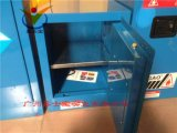 厂家直销45加仑蓝色安全柜,弱腐蚀性化学品储存柜,防火防爆柜