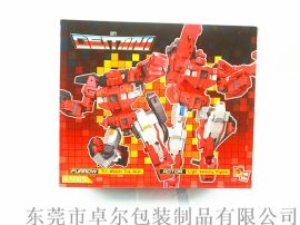 玩具盒礼品盒彩盒双子星玩具盒