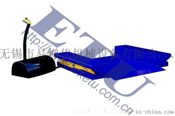 ETU易梯優,廠家直銷固定式卸貨平臺 電動裝卸機 超低型卸貨平臺