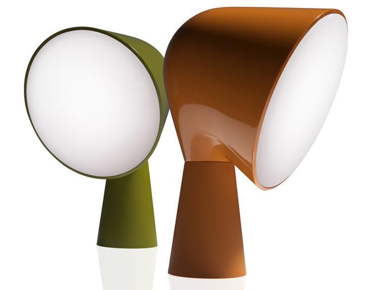 Foscarini Binic 比尼奇小巧连帽台灯 卧室灯书房灯装饰灯具