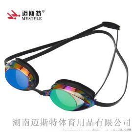 爆款专业赛镜 时尚款游泳眼镜AF-2300M