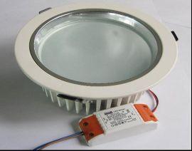 深圳LED照明廠家批發酒店專用5W大功率COB LED天花筒燈