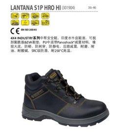 4X4系列S1P中幫安全鞋