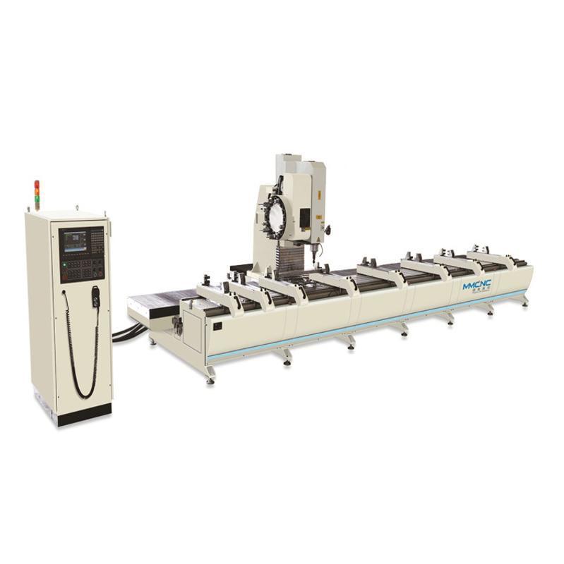 煙臺供應 明美 鋁型材數控加工中心JGZX3-CNC-6000支持定製