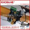 起重机欧式0.5t电动环链葫芦,固定式挂钩式电动葫芦,kbk悬臂吊