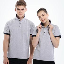 T恤定制短袖工衣广告文化POLO衫订做工作班服装衣服印字LOGO