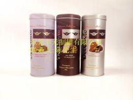 供应特级马口铁罐、新品精致巧克力罐、外国进出口食品罐丨丰元制罐