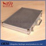器材仪器铝箱  铝合金工具箱 精密手提铝箱工具箱