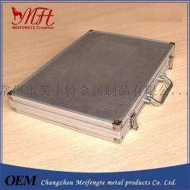 器材儀器鋁箱  鋁合金工具箱 精密手提鋁箱工具箱