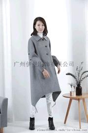 上海**品牌片段冬装,女装品牌折扣批发