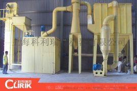 红柱石磨粉机生产线湿度物料怎样加工?