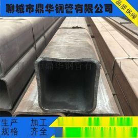 改拔大口径无缝方管 厂房建筑用方矩管q345b方管
