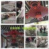 商业中心铝单板-2.0镂空铝单板-复杂形状铝单板