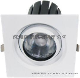 厂家直销COB单头格栅灯(尼彩款) 35W