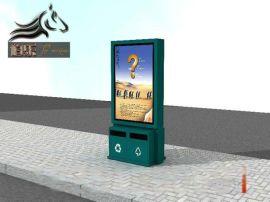 宿遷市伯樂廣告供應廣告垃圾箱