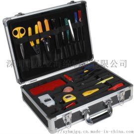黑色工具箱抗压内衬出口**EVA内衬盒厂家雕刻成型