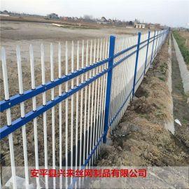 卡接冷鍍鋅圈地護欄網,pvc場區護欄網