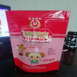 寵物食品包裝袋 鋁箔寵物食品包裝袋廠家免費設計