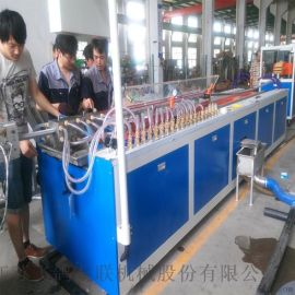 PVC塑料型材生产线,塑料型材挤出设备