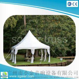 简易休闲篷房,人字顶大型室外篷房