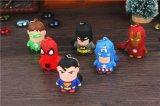 卡通英雄联盟U盘 创意造型USB PVC材质开模U盘 免费设计 礼品u盘制造商