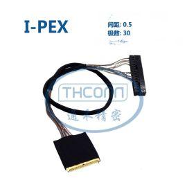 I-PEX 20454-240T LVDS屏线加工