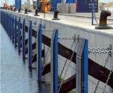 厂家直销超高分子量聚乙烯码头护舷面板防撞板不吸水