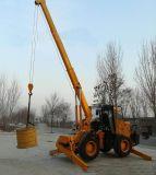 装载机改装吊车全液压越野起重机