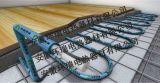 冬季舞蹈室采用发热电缆地面辐射供暖系统保暖