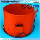 加厚硅橡胶加热板加热膜 硅胶电热带