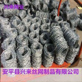 热镀锌铁蒺藜,刺绳镀锌,刺线刺绳