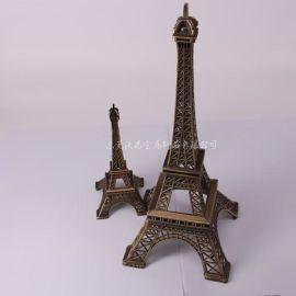 合金建筑模型 合金巴黎铁塔 合金压铸加工