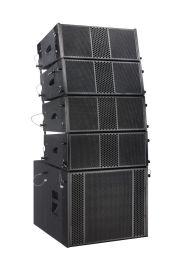 双8寸线阵音箱 大型户外演出音响 舞台设备
