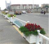 花箱,绿化景观花箱,道路隔离花箱,花箱护栏