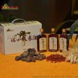 王子清山货125mlx6一件的玛咖酒 源自香格里拉雪水浸种黑玛咖酒