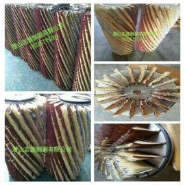 木工机械毛刷 砂光机毛刷 木柜橱门打磨毛刷