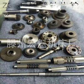 3040x13,3035x10摇臂钻变速箱齿轮,滕州产摇臂钻