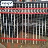 小区围墙护栏厂家 单位厂区护栏 组装护栏