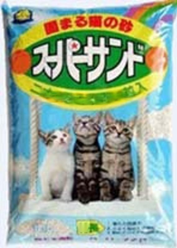 10L不规则优质粗猫砂