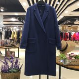 奥姿双面羊绒大衣系列折扣女装 份货批发品牌齐全组货包尾货供应