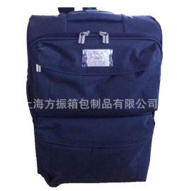 上海箱包供應帆布拉杆箱、行李箱、商務禮品箱 可添加logo