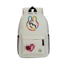 上海箱包定制牛津布學生書包 教育機構禮品定制可添加logo