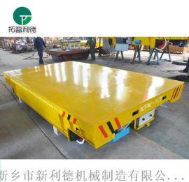 大型钢厂车间运输工具车蓄电池电动轨道车