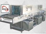 諸城專業打造周轉筐清洗機廠家直銷 洗筐機工作視頻