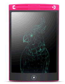 8.5寸电子荧光板8月**款电商产品,手写板,外贸产品,amazon ebay wish 产品  B2C产品