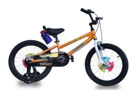 宝虹新款彩光轮自行车儿童自行车PH-001号18寸橙色
