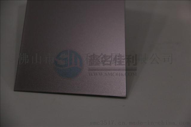 彩色不锈钢青黑喷砂板 304不锈钢喷砂板加工